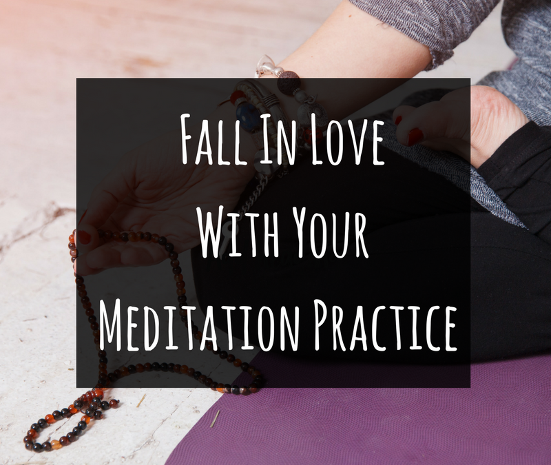 6 Steps to Creating a Magical and Nourishing Meditation Practice