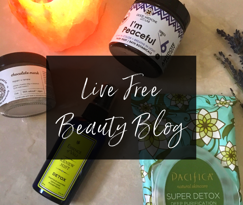 Live Free Beauty Blog