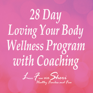 One Month Loving Your Body Wellness Journey