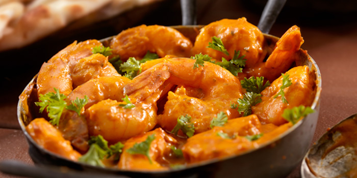Shrimp Coconut Curry in a Hurry