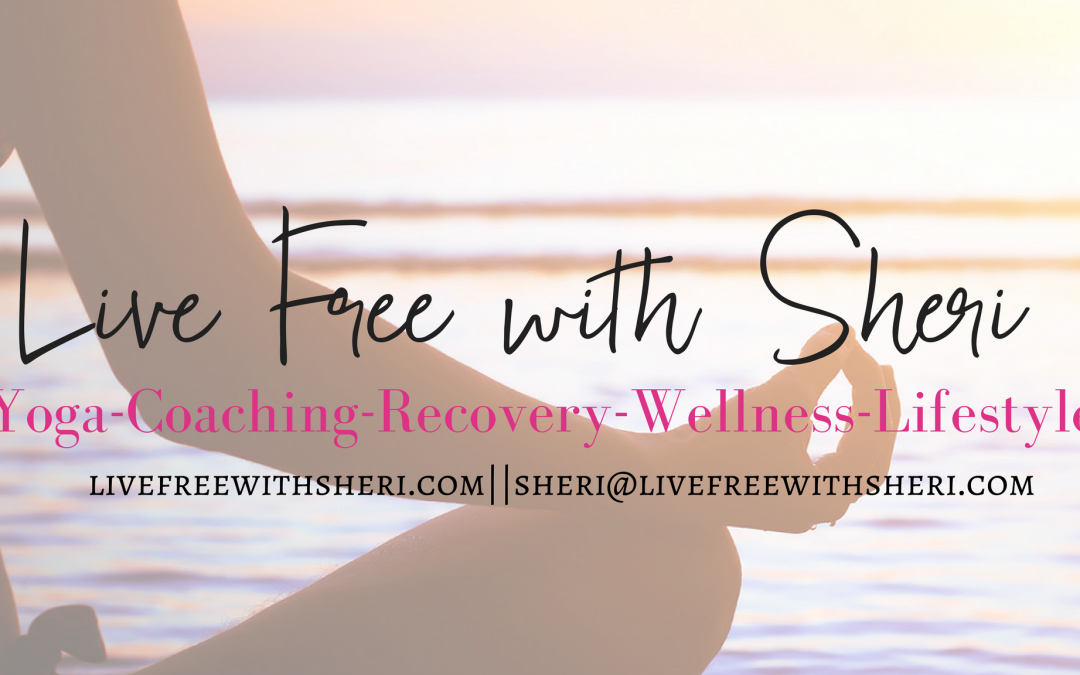 Live Free with Sheri has a New Look! Come See!